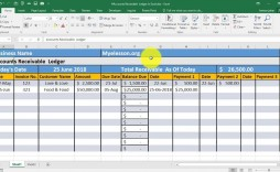 009 Unforgettable Account Receivable Excel Spreadsheet Template Concept  Management Dashboard Free