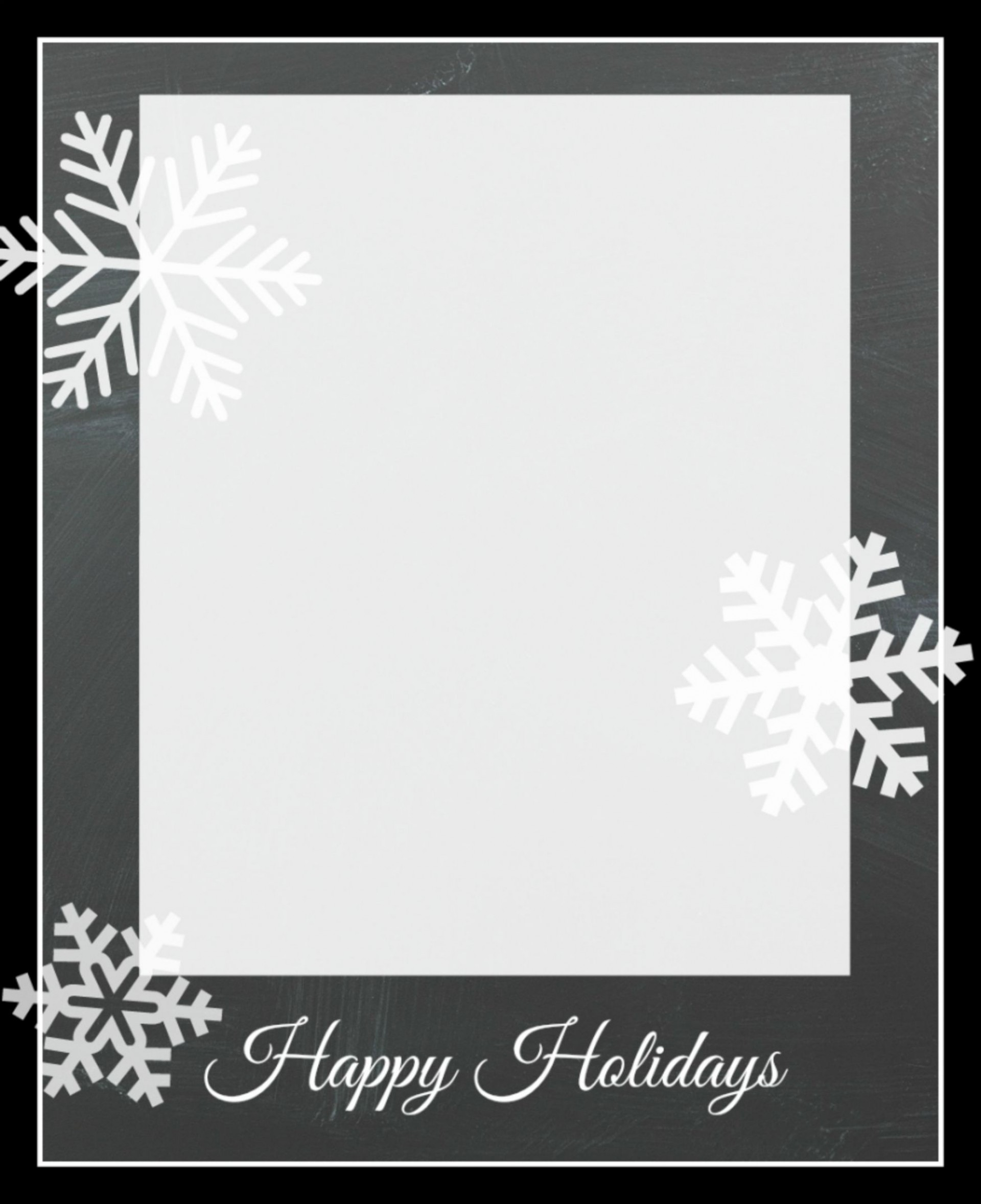 009 Unforgettable Free Download Holiday Card Template Photo 1920