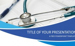 009 Unforgettable Free Health Powerpoint Template Highest Quality  Templates Related Download Healthcare Animated