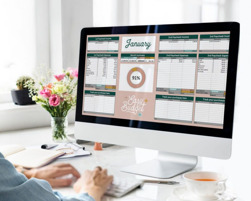 009 Unforgettable Free Monthly Budget Template Download Example  Excel Planner960