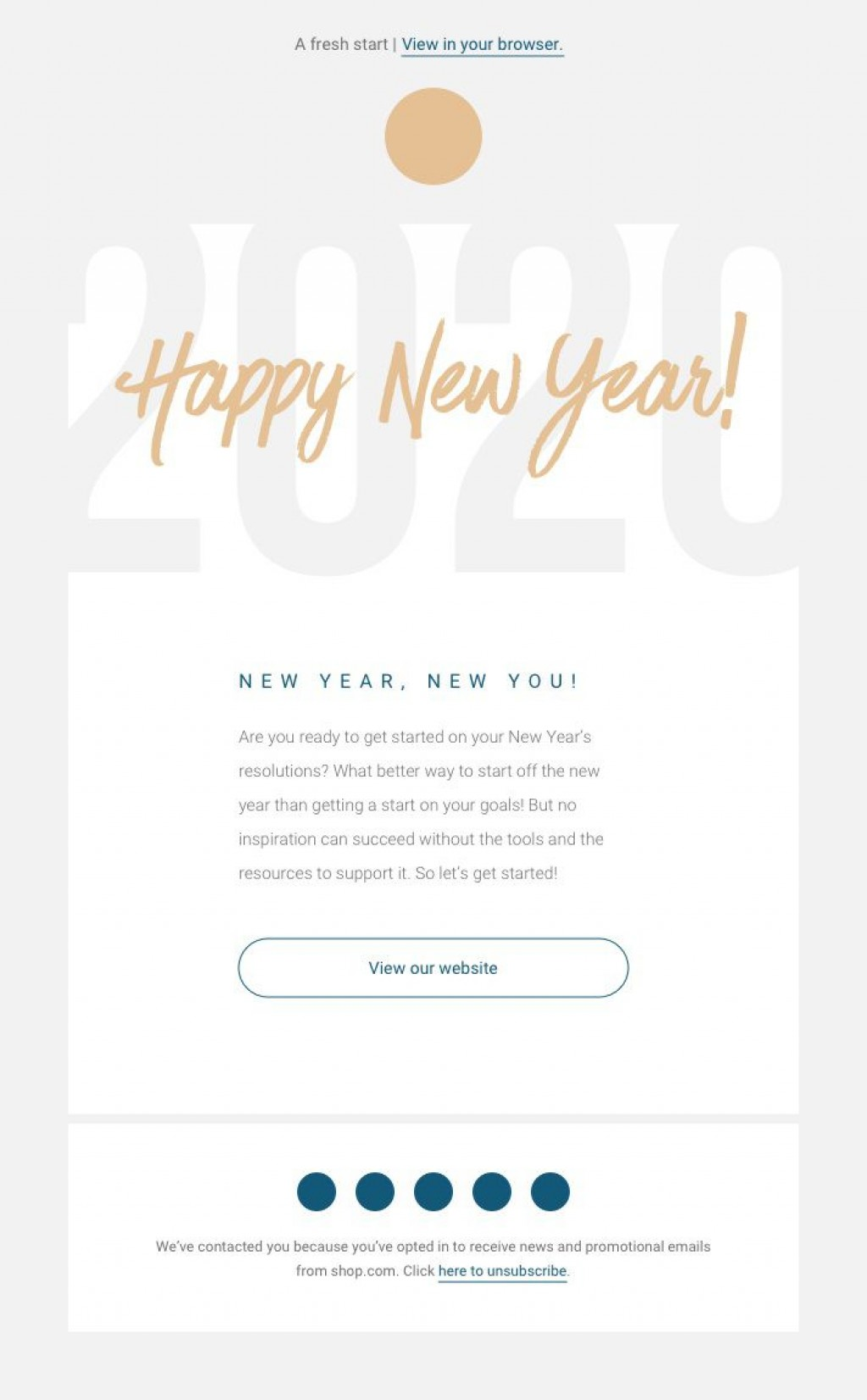 009 Unforgettable Holiday E Mail Template Sample  Templates Mailchimp EmailLarge