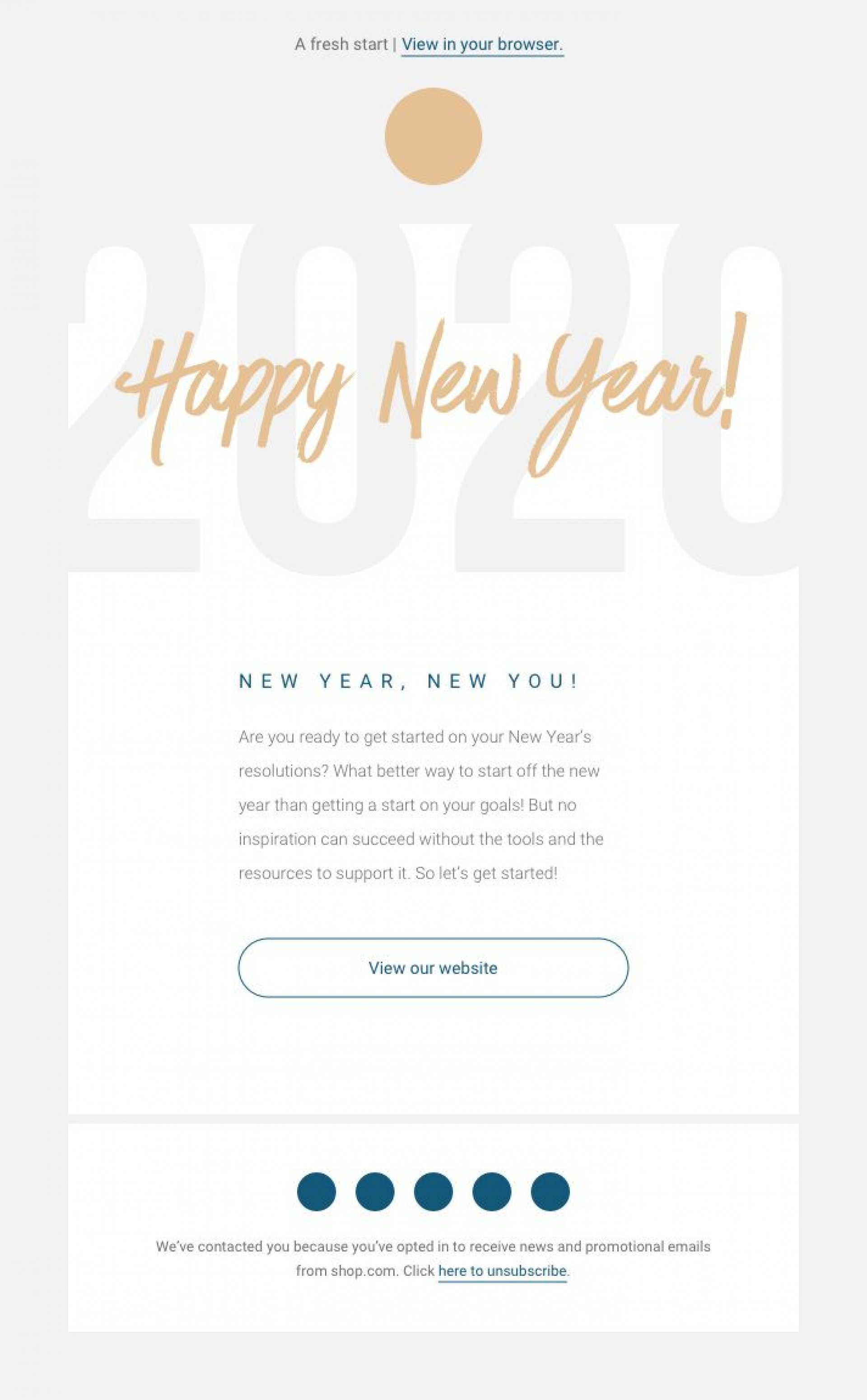 009 Unforgettable Holiday E Mail Template Sample  Templates Mailchimp Email1920