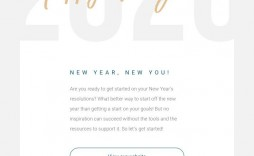 009 Unforgettable Holiday E Mail Template Sample  Templates Mailchimp Email