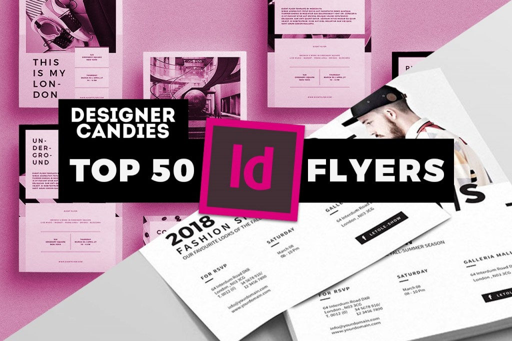 009 Unforgettable In Design Flyer Template Example  Indesign Free Adobe DownloadLarge