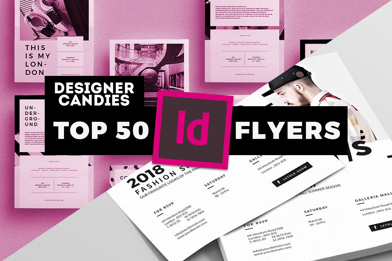009 Unforgettable In Design Flyer Template Example  Indesign Free Adobe DownloadFull