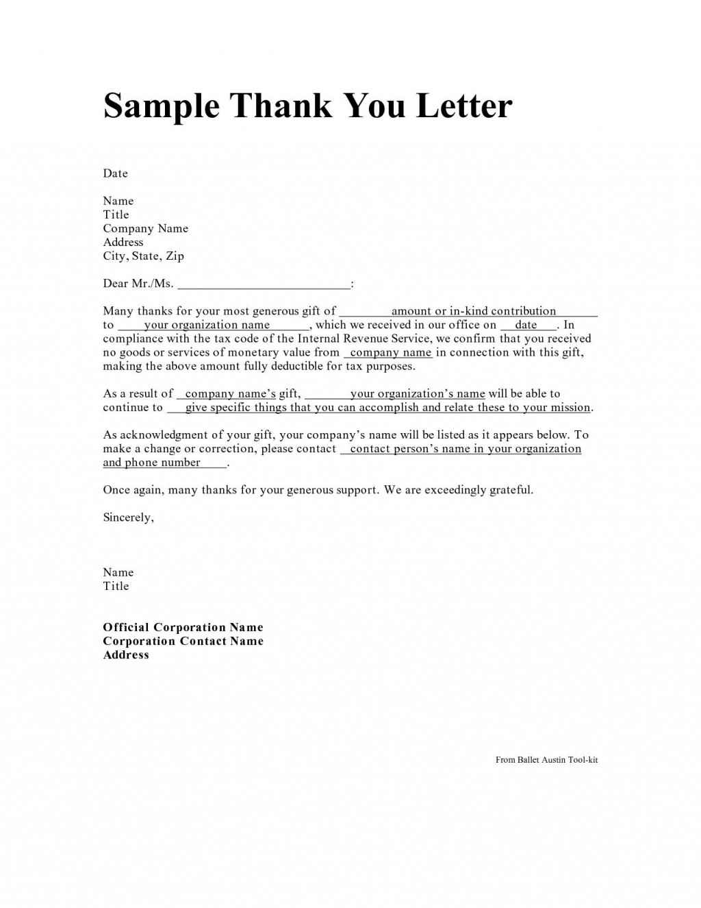009 Unforgettable Letter Of Appreciation Template Example  Employee Usmc Format For TheLarge