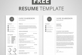 009 Unforgettable Resume Cover Letter Template Free High Def  Simple Online Microsoft