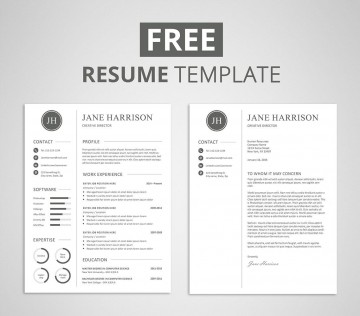 009 Unforgettable Resume Cover Letter Template Free High Def  Simple Online Microsoft360