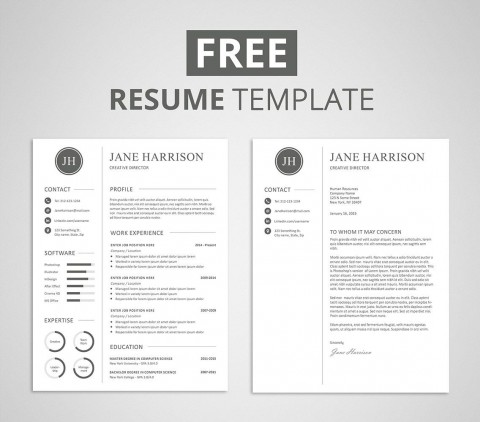 009 Unforgettable Resume Cover Letter Template Free High Def  Simple Online Microsoft480