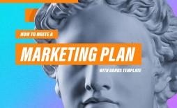 009 Unique Digital Marketing Plan Template Word Photo