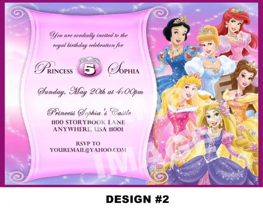 009 Unique Free Online Birthday Invitation Card Maker With Photo Inspiration  1st868