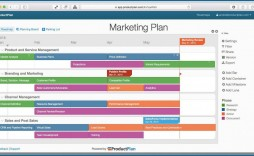 009 Unique Marketing Plan Template Word Free Download Example