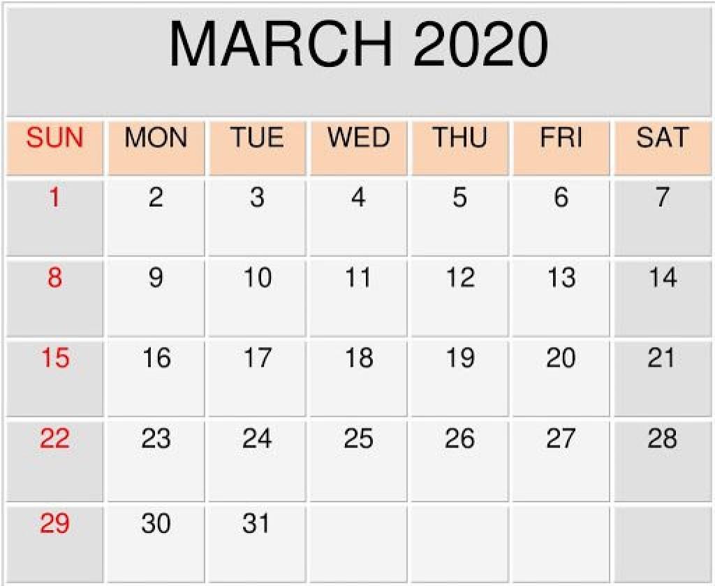 009 Unusual Blank Monthly Calendar Template Google Doc Sample  DocsLarge