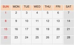 009 Unusual Blank Monthly Calendar Template Google Doc Sample  Docs