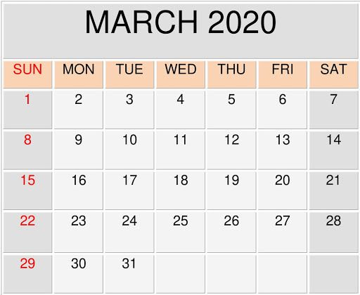 009 Unusual Blank Monthly Calendar Template Google Doc Sample  DocsFull
