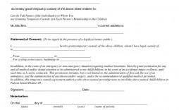 009 Unusual Child Custody Agreement Template Sample  Templates Pennsylvania Uk Free