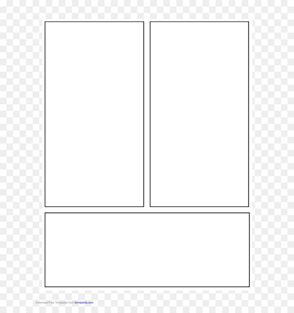 009 Unusual Free Comic Strip Template Word High Resolution Large