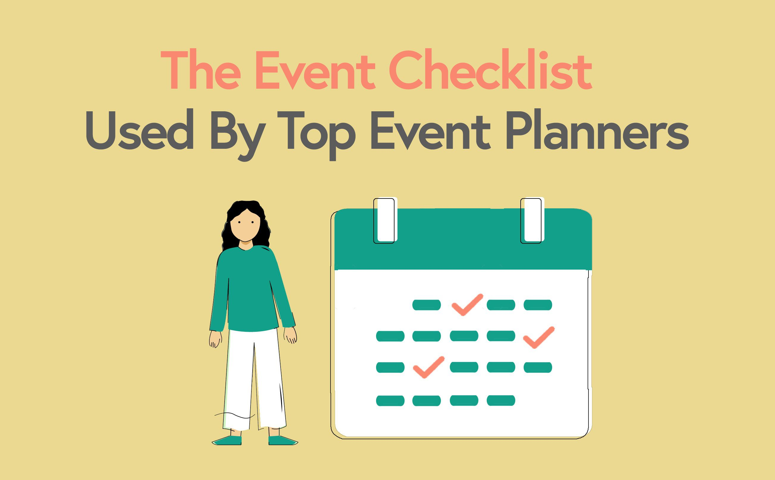 009 Unusual Free Event Planner Template Excel High Def  Checklist Planning For CorporateFull