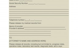009 Unusual Medical Release Form Template Concept  Free Consent Uk For Minor