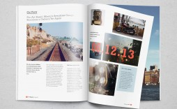 009 Unusual Photoshop Magazine Layout Template Free Download Highest Quality