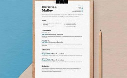 009 Unusual Resume Template Free Word Doc Idea  Cv Download Document For Student