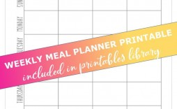 009 Unusual School Lunch Menu Template High Resolution  Monthly Free Printable Blank