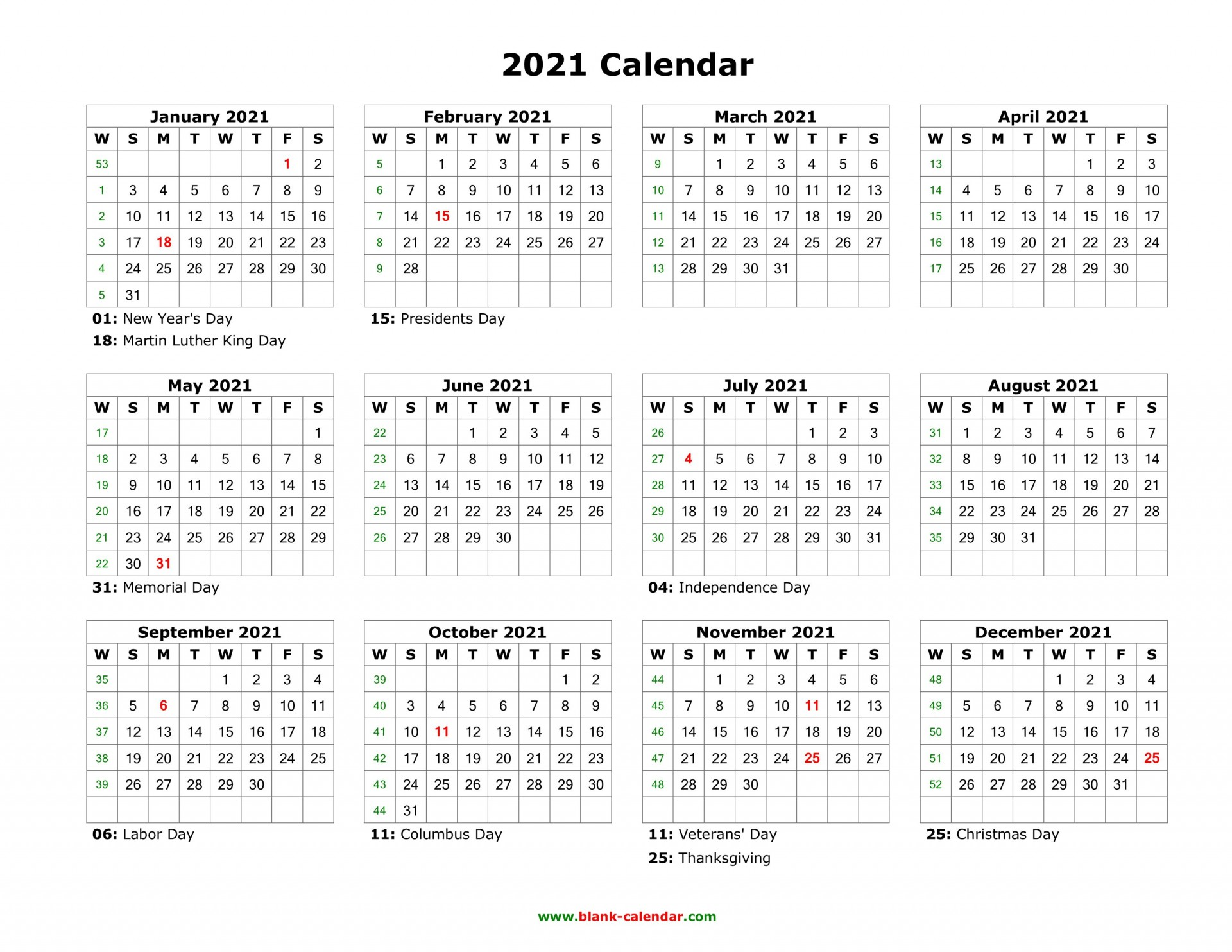 009 Wonderful Editable Calendar Google Doc 2021 Idea 1920