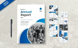 009 Wonderful Free Download Annual Report Cover Design Template High Resolution  Templates Indesign In Word