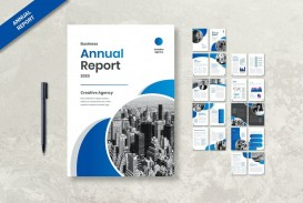 009 Wonderful Free Download Annual Report Cover Design Template High Resolution  In Word Page