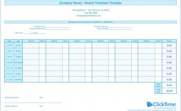 009 Wonderful Free Weekly Timesheet Template Image  For Multiple Employee Biweekly Excel With Formula