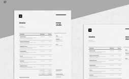 009 Wonderful Freelance Creative Invoice Template High Resolution  Graphic Designer Uk Simple