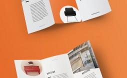 009 Wonderful Indesign Brochure Template Free Highest Quality  Adobe Download Bi Fold Busines
