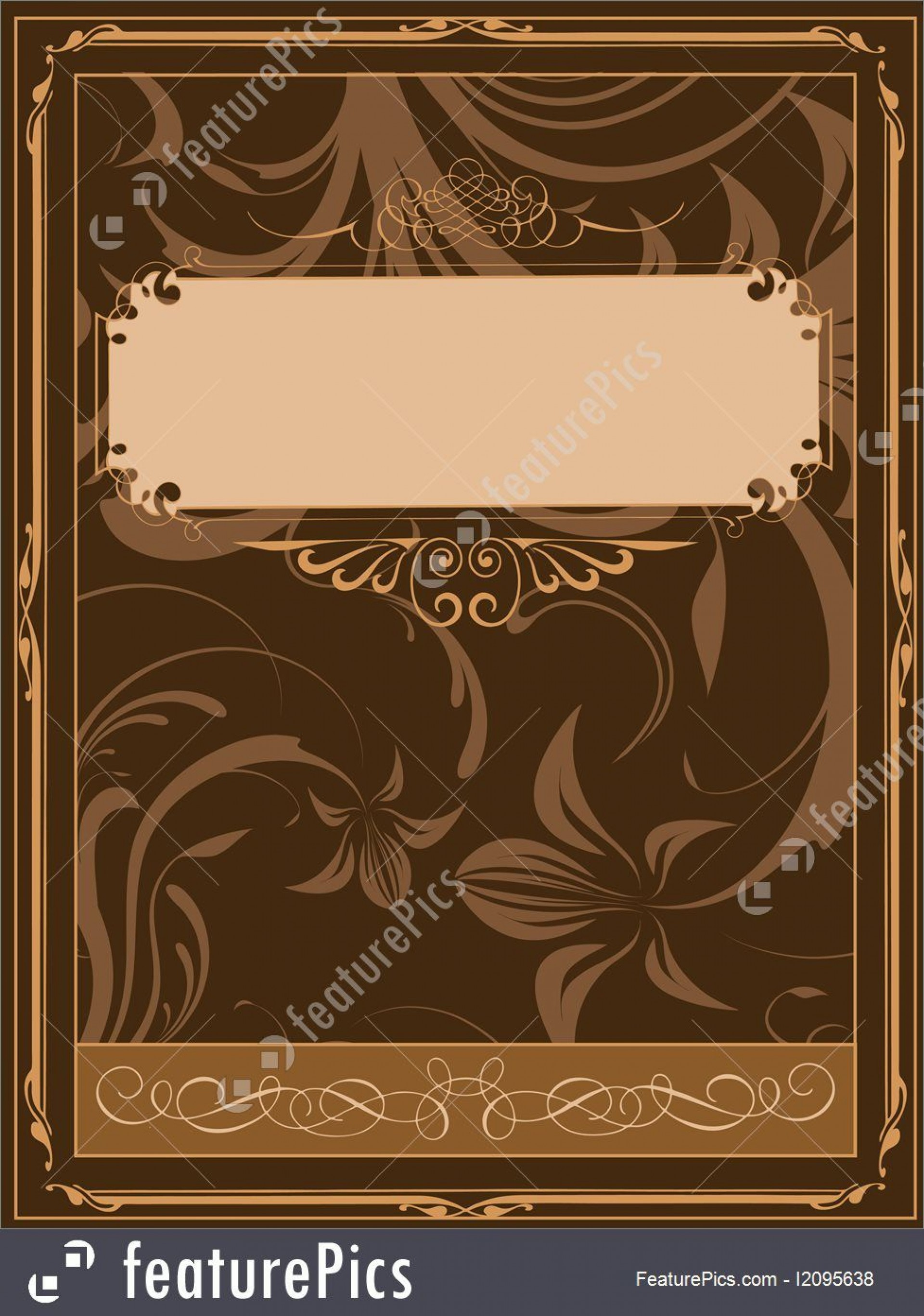 009 Wonderful Old Book Cover Template Design  Fashioned Word1920