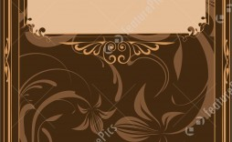 009 Wonderful Old Book Cover Template Design  Fashioned Word
