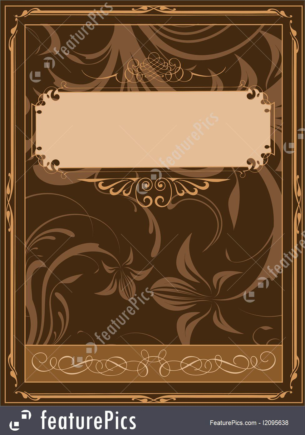 009 Wonderful Old Book Cover Template Design  Fashioned WordFull