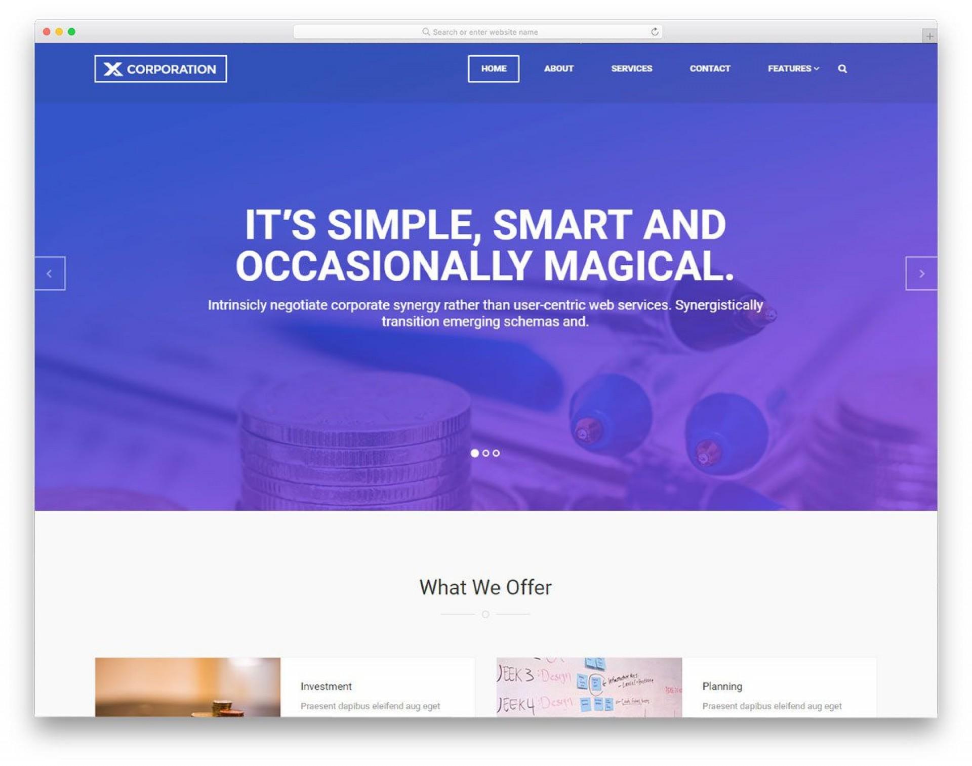 009 Wonderful Web Page Design Template Cs High Def  Css1920