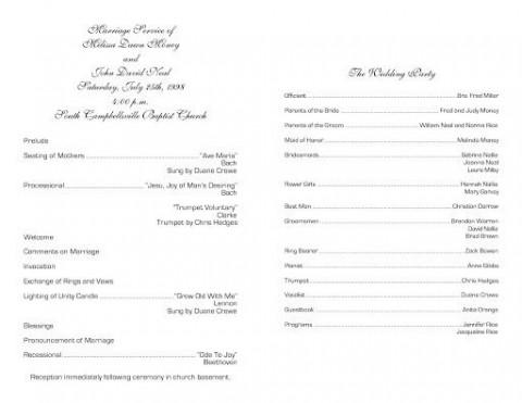 009 Wondrou Free Church Christma Program Template Design 480
