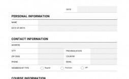 009 Wondrou Free New Customer Account Form Template Photo  Setup