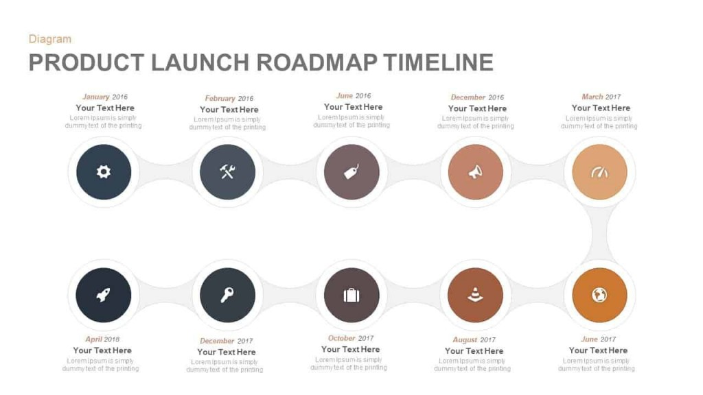 009 Wondrou Product Launch Plan Powerpoint Template Free High Definition Large