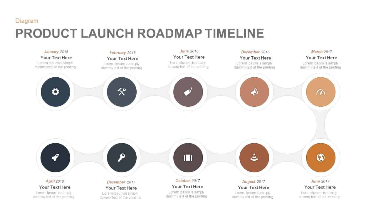 009 Wondrou Product Launch Plan Powerpoint Template Free High Definition Full