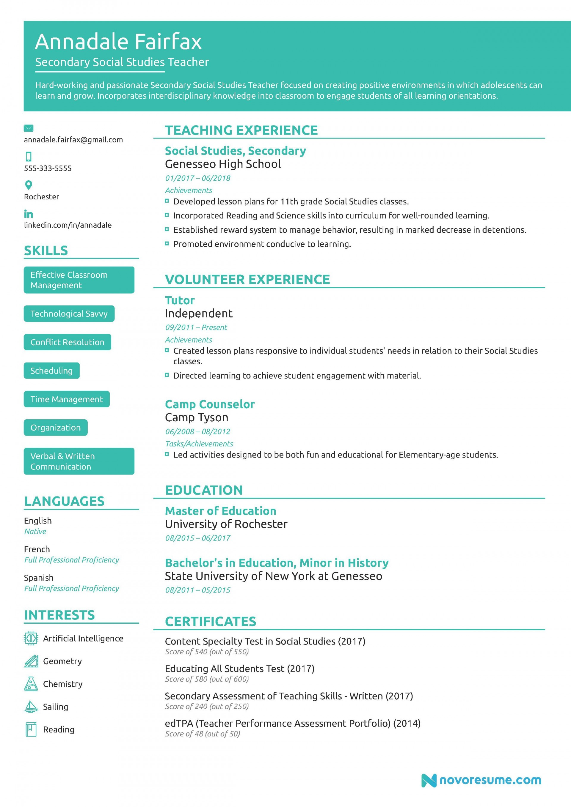 009 Wondrou Resume Template For Teacher Photo  Australia Microsoft Word Sample1920