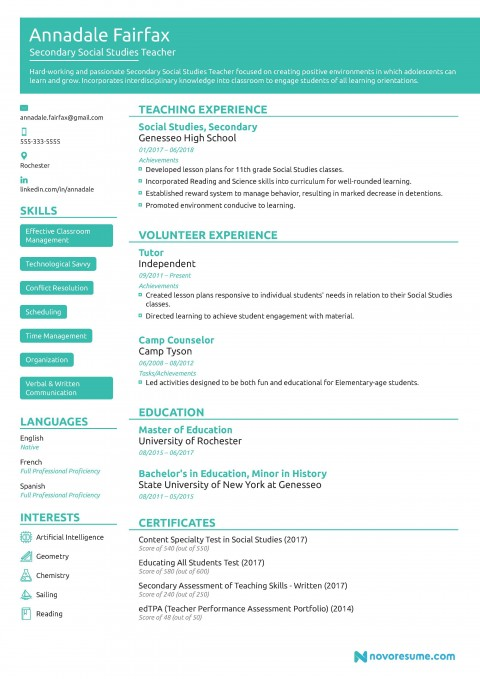 009 Wondrou Resume Template For Teacher Photo  Free Download Australia Microsoft Word 2007480