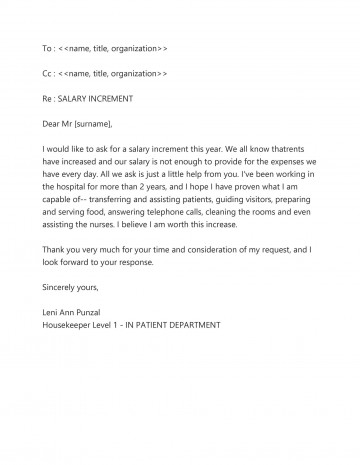 009 Wondrou Salary Increase Letter Template High Def  From Employer To Employee Australia No For360