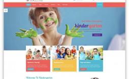009 Wondrou School Website Html Template Free Download Idea  Responsive With Cs Jquery