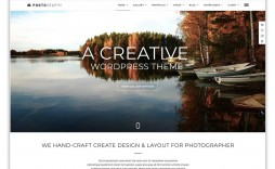 009 Wondrou Website Template For Photographer Photo  Photographers Free Responsive Photography Php Best