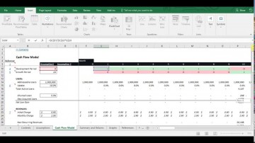 010 Amazing Cash Flow Template Excel Free Idea  Statement Download Format In360