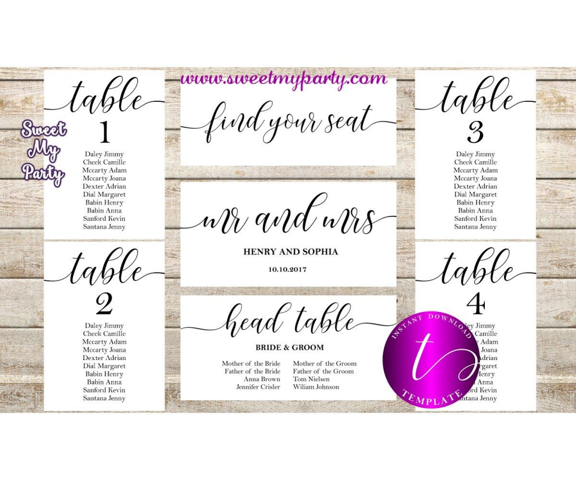 010 Amazing Wedding Seating Chart Template High Resolution  Templates Plan Excel Word Microsoft1920