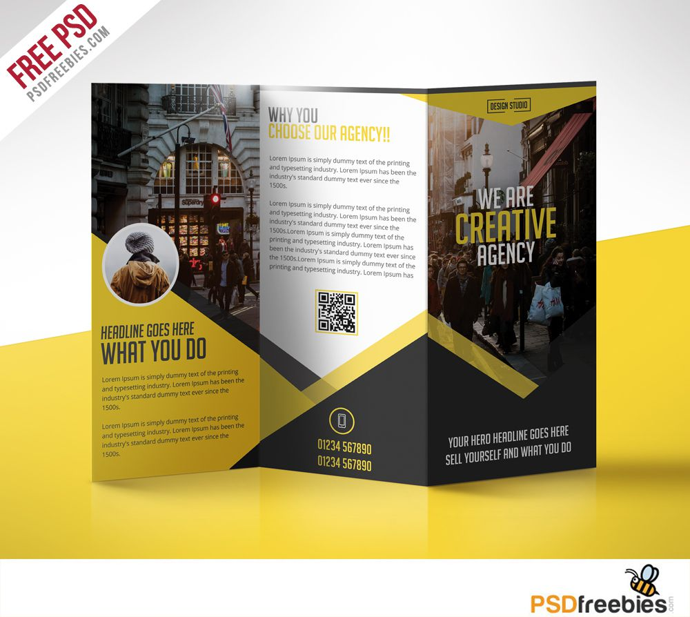 010 Archaicawful 3 Fold Brochure Template Free High Definition  Word DownloadFull