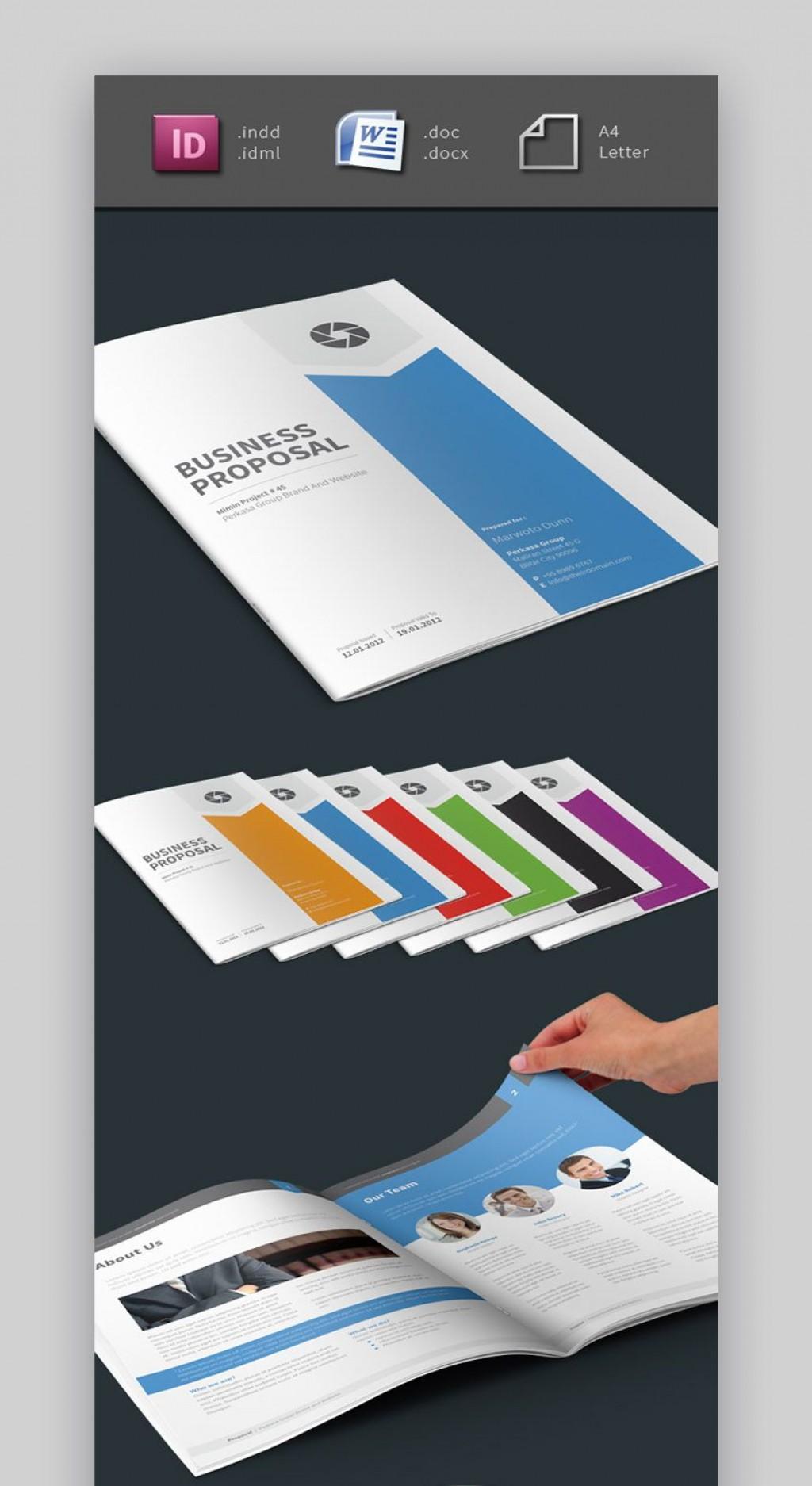 010 Astounding Microsoft Word Job Proposal Template Highest Quality Large