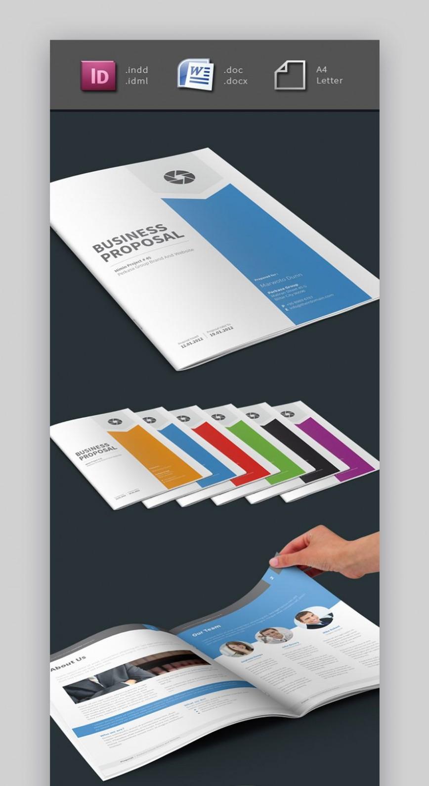 010 Astounding Microsoft Word Job Proposal Template Highest Quality